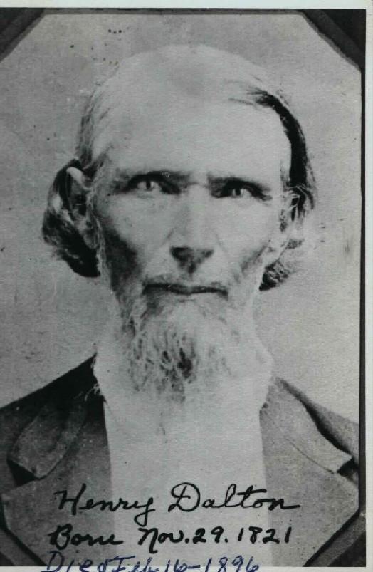 Henry Milton Dalton