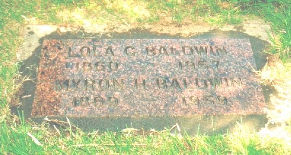 Lola <i>Greene</i> Baldwin