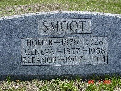 Homer Vernon Smoot