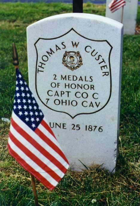 CPT Thomas Ward Custer