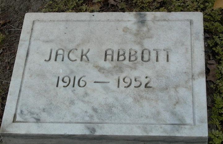 Jack Bryson Abbott