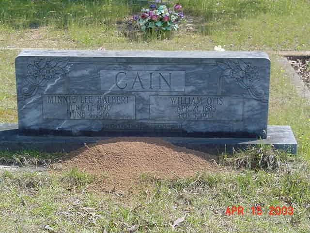 William Otis Cain