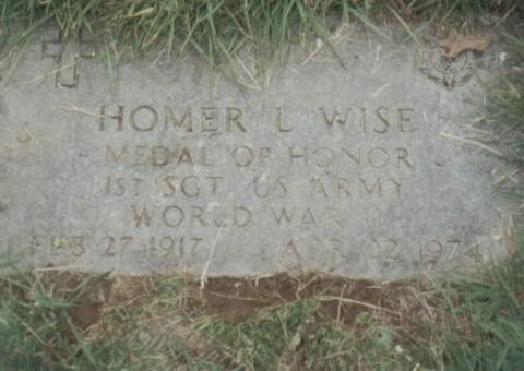 Homer Lee Wise