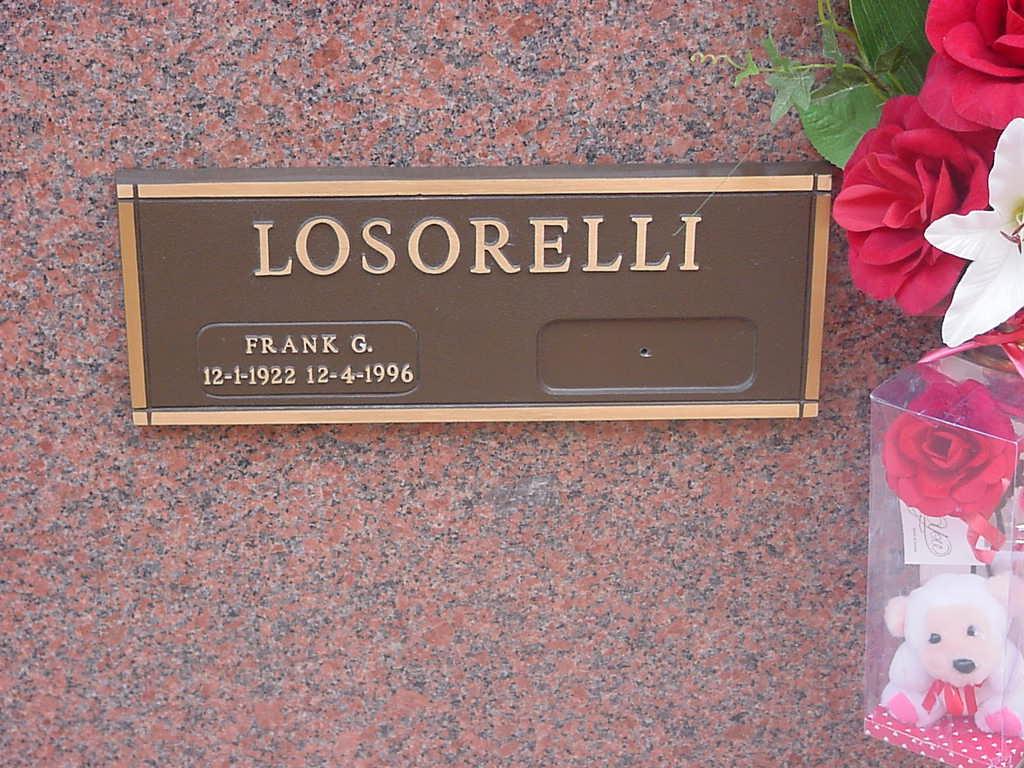 Frank George Losorelli