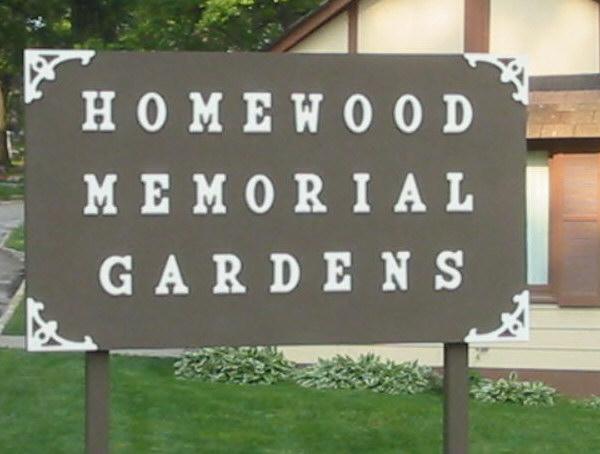Homewood Memorial Gardens