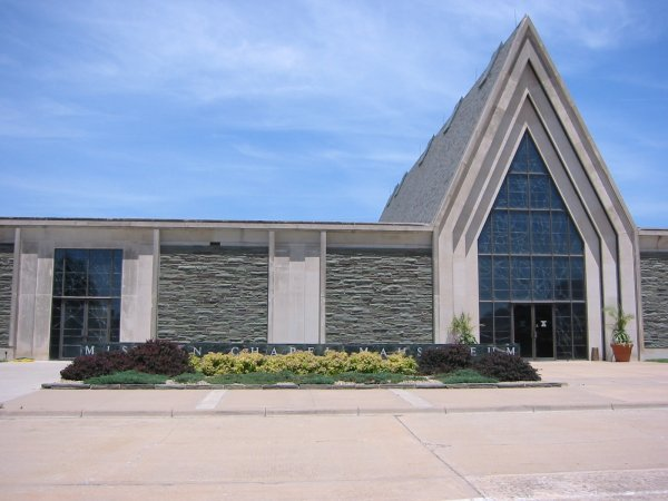 Mission Chapel Mausoleum