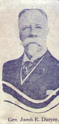 Jacob Eugene Duryee