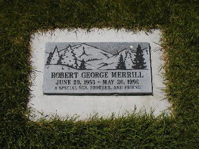 Robert George Merrill