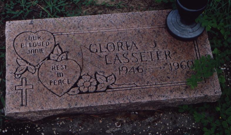Gloria Jane Lasseter