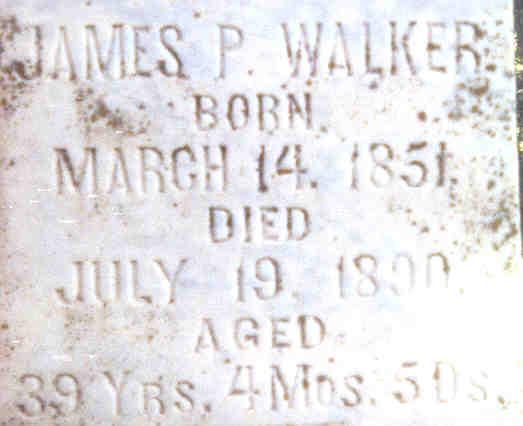 James Peter Walker