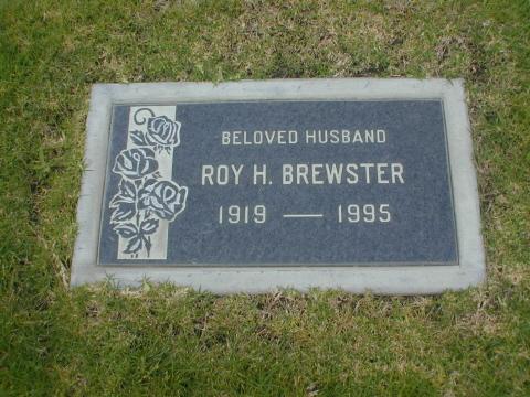 Roy Herbert Brewster, Jr
