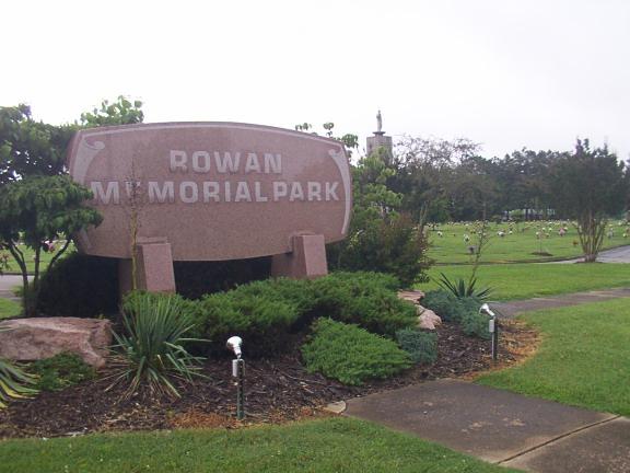 Rowan Memorial Park Cemetery