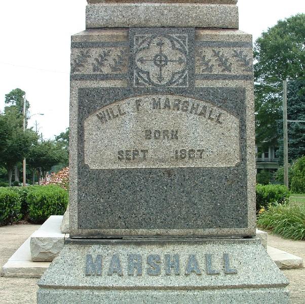 Will F. Marshall