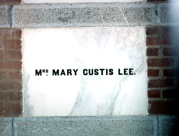 Mary Anna Randolph <i>Custis</i> Lee