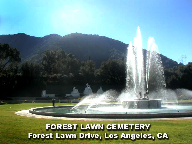 Forest Lawn Memorial Park (Hollywood Hills)