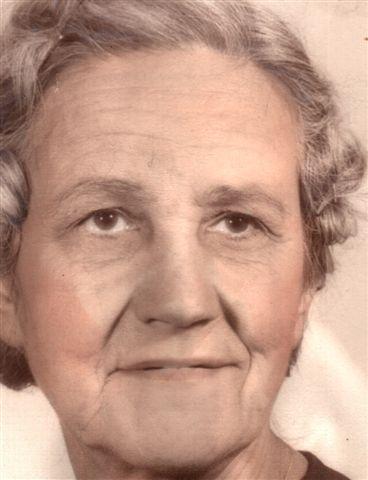 Ethel <i>Robbins</i> Brown