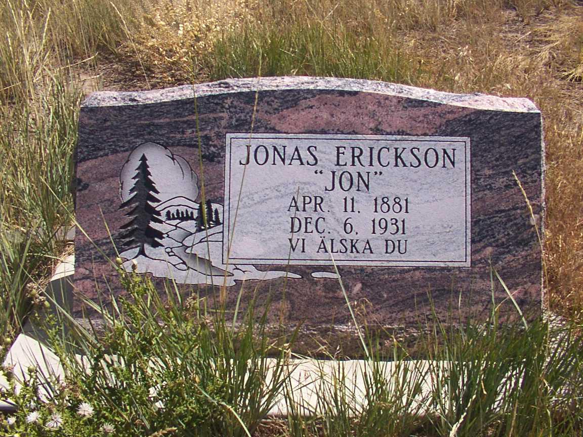 Jonas Erickson