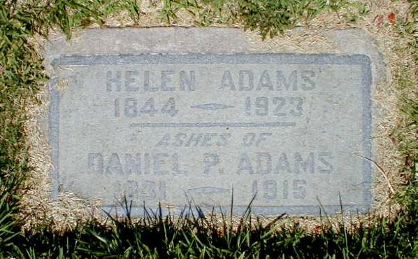 Daniel Peter Adams