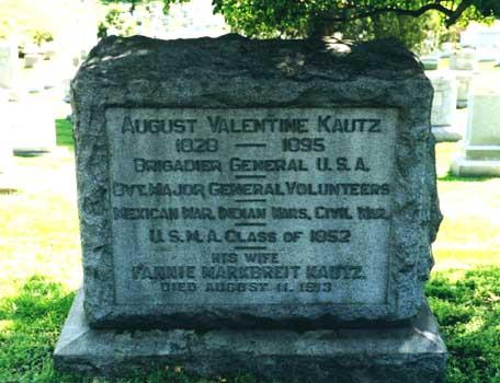MG August Valentine Kautz