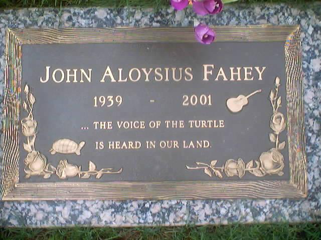 John Aloysius Fahey