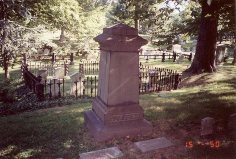 Francis Winthrop Palfrey