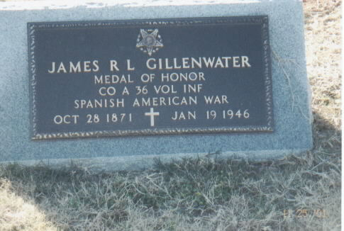 James Robert Lee Gillenwater
