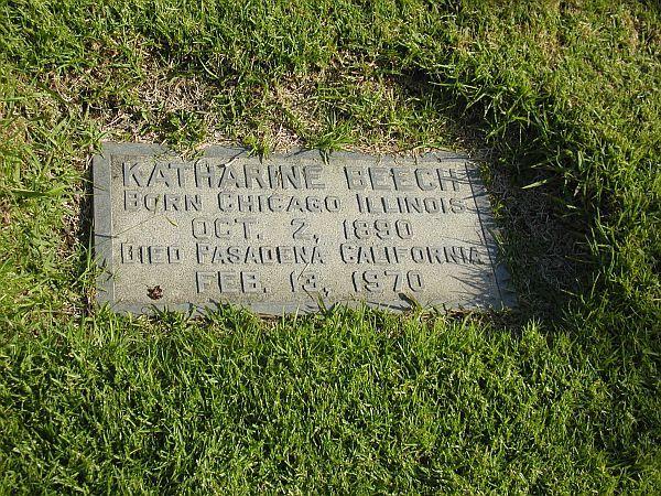 Katharine Beech