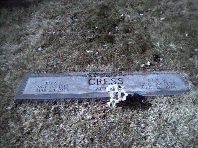 Ella <i>Speaks</i> Cress