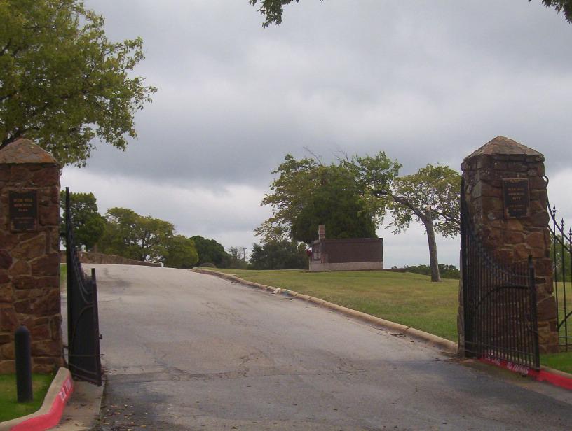 Shannon Rose Hill Memorial Park
