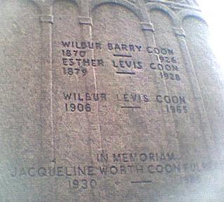 Wilbur Barry Coon