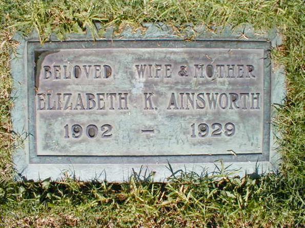 Elizabeth K. Ainsworth
