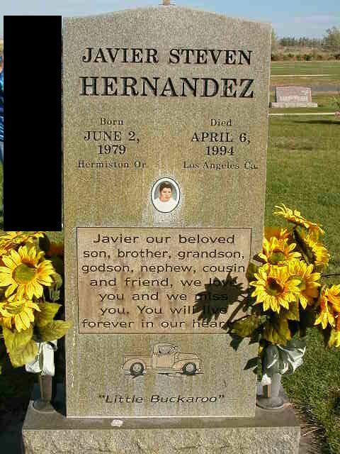 Javier Steven Hernandez
