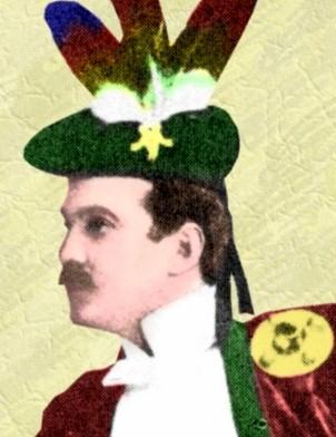 MAJ John Alexander Logan, Jr