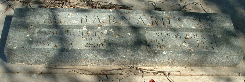 Edrie <i>Richards</i> Barnard