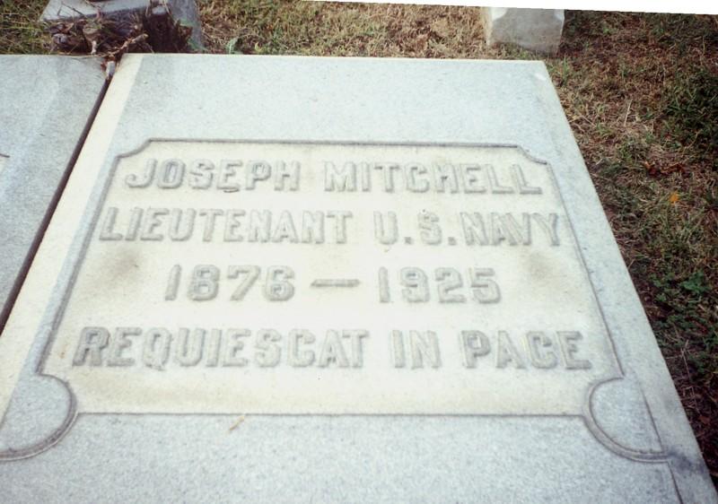 Joseph Andrew Mitchell