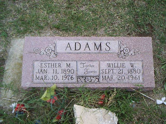 Esther M. Adams