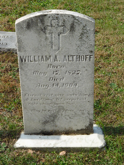 William A. Althoff