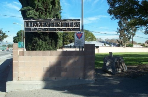 Downey District Cemetery