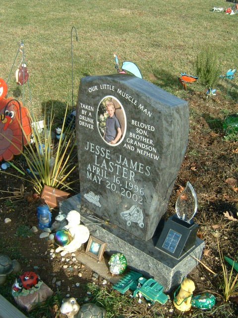 Jesse James Laster