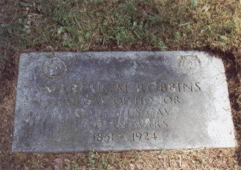 Marcus M. Robbins
