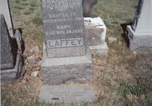 Bartlett Laffey