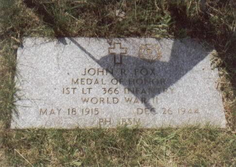 John Robert Fox