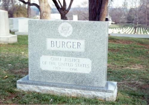 Warren Earl Burger