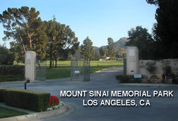 Mount Sinai Memorial Park
