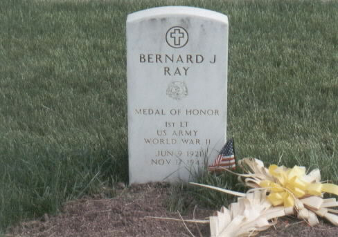 Bernard James Ray