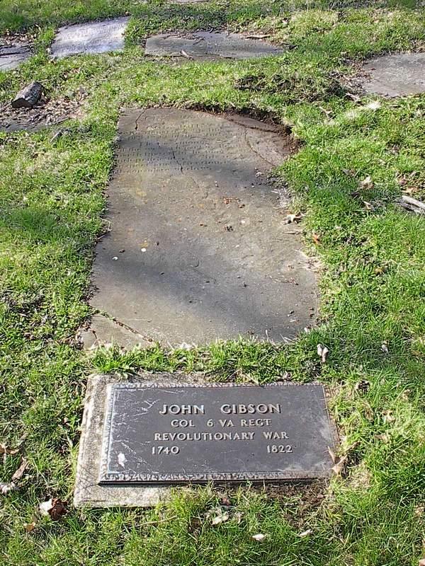 Col John Gibson