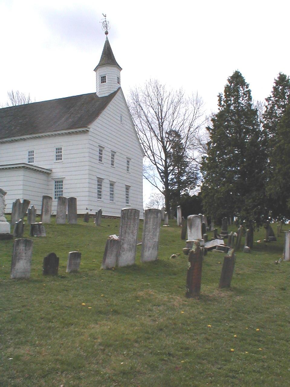 Old Tennent Churchyard