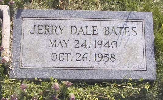 Jerry Dale Bates