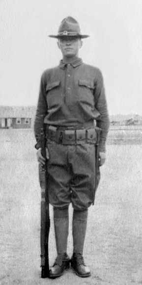 SGT George Luther Palmer
