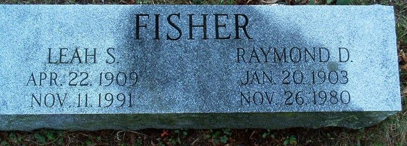 Raymond D Fisher